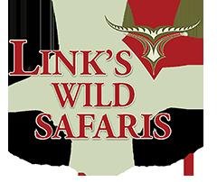 Link's Wild Safaris Logo